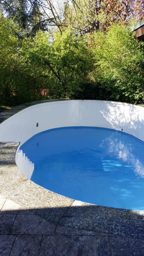Pool, Poolreinigung, Flächen, Flächenreinigung
